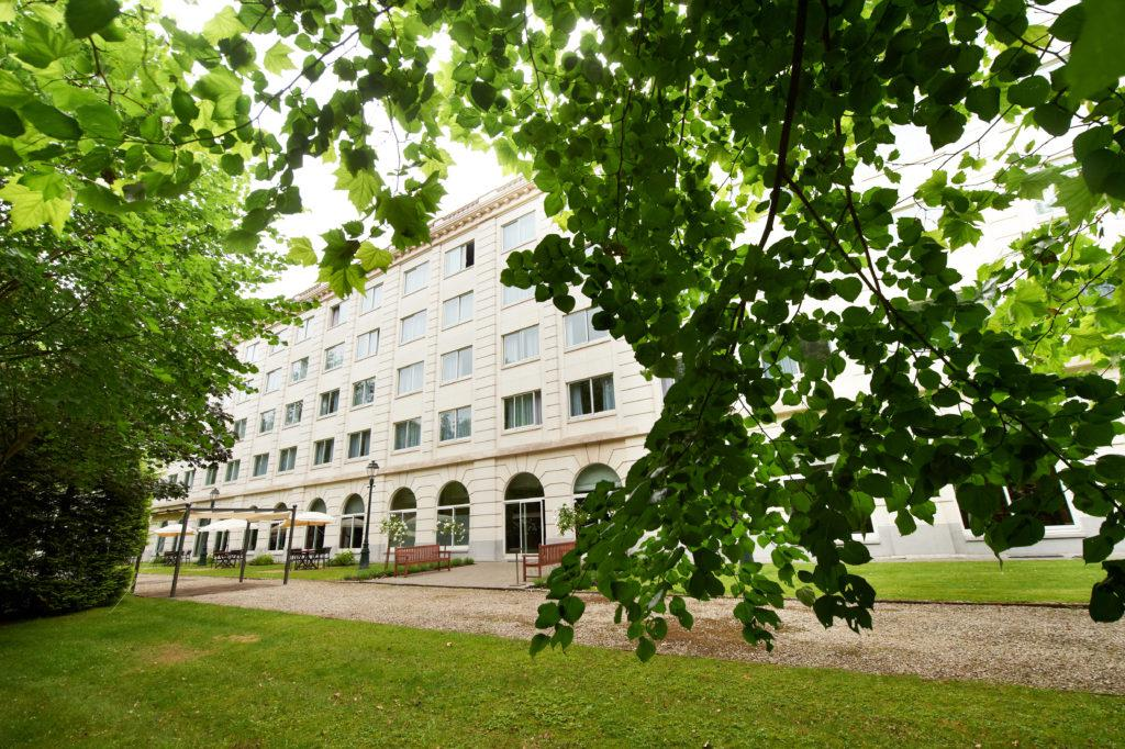 The President Brussels Hotel - garden