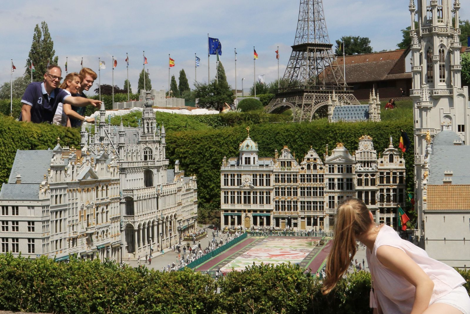 The President Brussels Hotel - Mini Europe