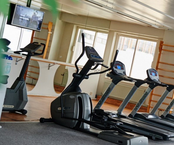 The President Brussels Hotel - fitness